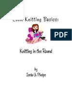 Loom Knitting Basics
