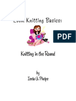 Loom Knitting Basics
