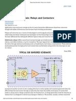 Engineering Essentials_ Relays and Contactors