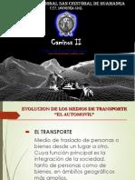 Primera Clase Caminos II
