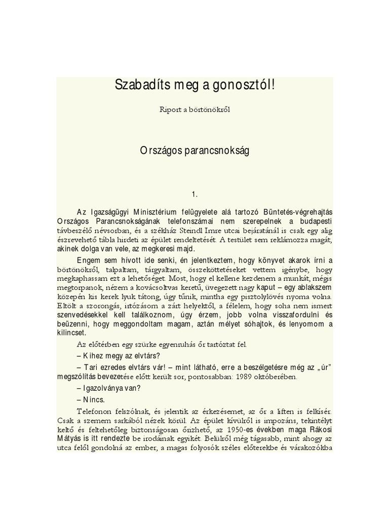 Moldova György  Szabadíts meg a gonosztól afeedb65c3