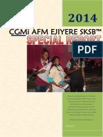 AFM SKSB SPECIAL REPORT 2014
