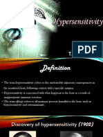 Hypersensitivity