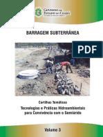 Vol 3 - Cartilha Barragem Subterranea