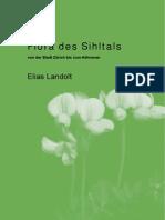 Flora Des Sihltals (2013)