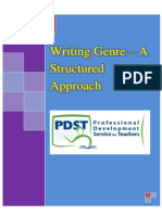 Writing Genre PDST