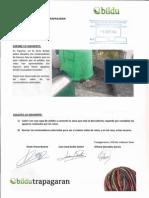 ELGUERO. Asfaltado zona contenedores basura. 2014-09-05