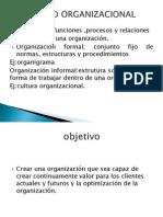3. Desarrollo organizacional
