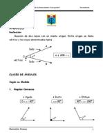Sesion de Aprendizaje de Angulos Complementarios y Suplementarios Ccesa007
