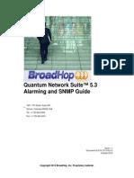 BroadHop AlarmingAndSNMP QNS5 3 1.1