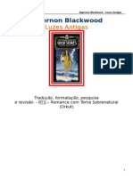 Algernon Blackwood - Luzes Antigas [Rev RTS]