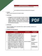 Inv Planificación PR 1.0