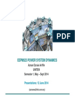 1. Intro to Power System Stability