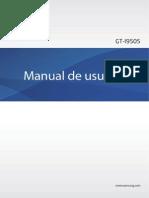 Galaxy S4 User-Manual GT I9505 Jellybean Spanish 20130417