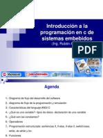 Intro a La Programación de Sistemas Embebidos
