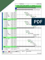 Street Construction Schedule