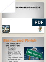 2015 - s1- sp - week 6 types of preparation and tips