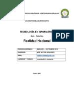 Guía de Realidad Nacional
