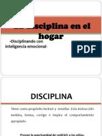 La Disciplina Enel Hogar