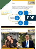 42daysofpurpose measurement presentation