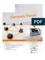 Quantel Medical Compact Touch manual