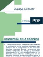 Clase1 Psicologia Criminal