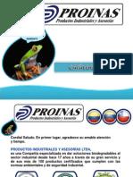 Catálogo 2014 PROINAS