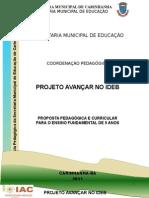 377 Proposta Pedagogica Avanc3a7ar No Ideb