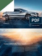 Broșură Mercedes-Benz S-Class