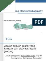 Interpreting ECG