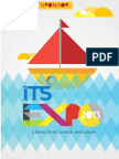 Proposal Sponsorship ITS Expo 2013