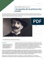 2014-09-10 Fundamentos de La Ley Palacios de 1913