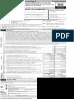 Aea Fy 2013 990 Form