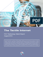 The Tactile Internet
