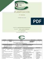 5o Planificación B1 2013