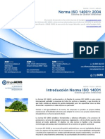 Consultora Iso 14001
