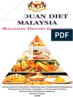 Panduan Diet Malaysia