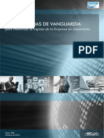 Estudio Tecnologias de Vanguardia Para Maximizar El Ingreso de La Empresa en Crecimiento