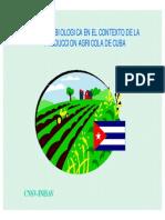 La Lucha Biológica en Cuba