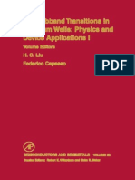 Intersubband Transitions in Quantum Wells, H.C. Liu e Capasso (2000)