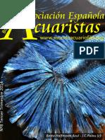 Boletín de la Asociación Española de Acuaristas 8