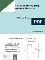 2 Diffusion Tubes