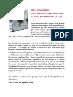 Bon Débarras par Daly Valet - 10 septembre 2014