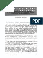 CANALIS- Educ Bilingue en ARAGÓN - Tipologia