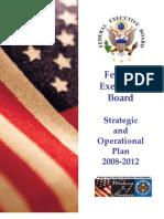 FEB Strategic Plan 08 12
