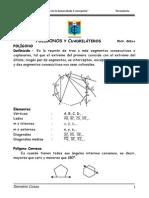 Sesion de Aprendizaje de Poligonos y Cuadrilateros Ccesa007