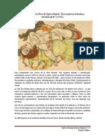 Análisis Sobre La Obra de Egon Schiele