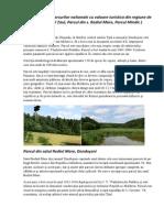 Caracterizarea Parcurilor Nationale Cu Valoare Turistica Din Regiune de Nord