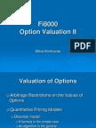CS_Option Vauation II