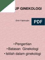 Lingkup Ginekologi i